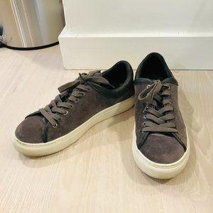 Massimo Dutti Grey Sneaker